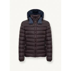 COLMAR ORIGINALS sporty down jacket with detachable hood 1250R