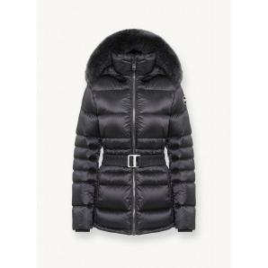 COLMAR ORIGINALS flossy down jacket with belt 2218F