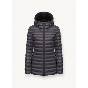 COLMAR ORIGINALS medium length glossy down jacket 2252