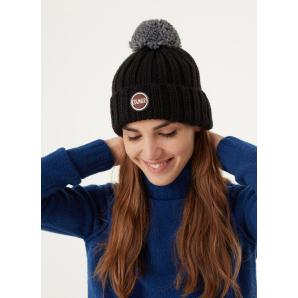COLMAR ORIGINALS unisex hat with pompom 5016