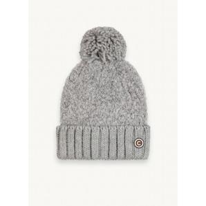 COLMAR ORIGINALS unisex boucle hat with pompom 5029
