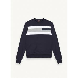 COLMAR ORIGINALS COLOUR BLOCK SWEATSHIRT WITH TRANSFER PRINT 8299
