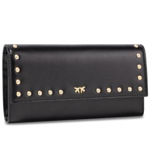Pinko garland wallet with flap 1P21EK