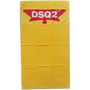 Dsquared2 beach towel D7P001930-700