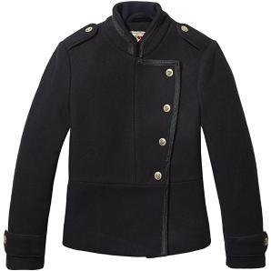 Scotch & Soda Mädchen Bellboy Inspired Wool Jacket Jacke