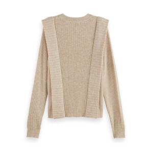 Scotch & Soda Shoulder detail sweater