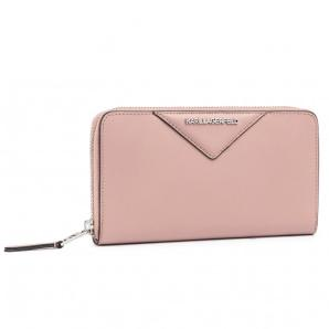 Karl Lagerfeld k/klassik zip around wallet 96KW3221