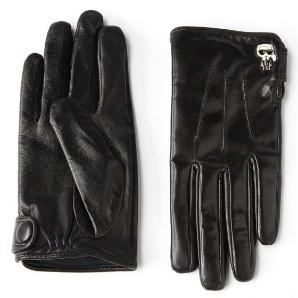 KARL LAGERFELD k/ikonik pin long glove 206W3608