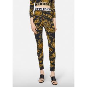 Versace Jeans Couture REGALIA BAROQUE PRINT LEGGINGS 71HAC101
