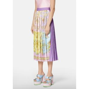 VERSACE VERSACE JEANS COUTURE PANNEL SKIRT A9HWA321