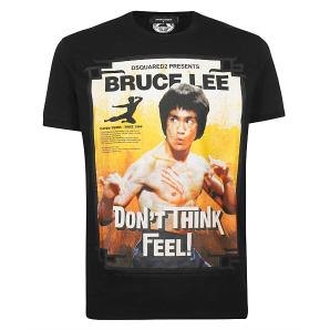 Dsquared2 Bruce Lee t-shirt S71GD0900