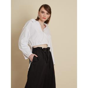BLACK & BLACK Cotton Shirt Blouse