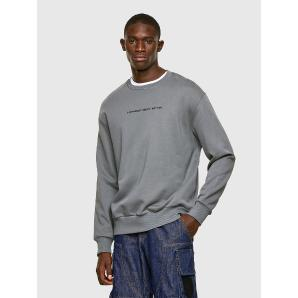DIESEL Sweatshirt with Copyright embroidery A00077-0BAZC-9CD