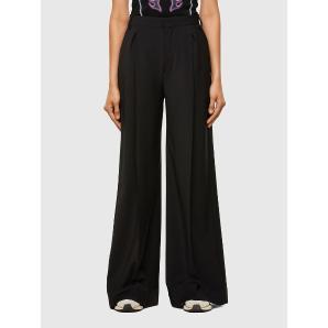 DIESEL P-CAYO Tailored pants in cool wool A00801-0LAWF-9XX