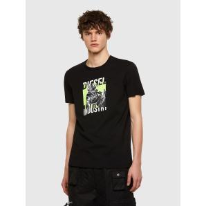 DIESEL t-shirt A02397-0GRAI