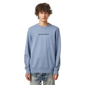 DIESEL Green Label slogan sweatshirt