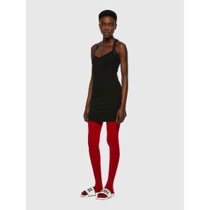 DIESEL D-ELA Dress in stretch jersey A04548