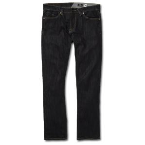 Volcom Vorta Denim Rinse Leg Opening A1931501-RNS