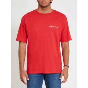 VOLCOM T-shirt Volcom Stone Carmine Red A4312105