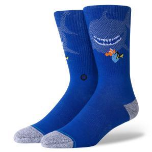 Stance Finding Nemo Socks (A546A20FIN-BLU)