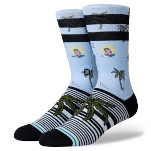 STANCE Aloha Crew Sock (A558A20ALO-LBL)