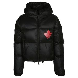 DSQUARED2 HOODED DOWN JACKET S75AM0683