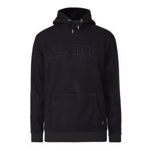 LES DEUX avenue fleece hoodie LDM201040
