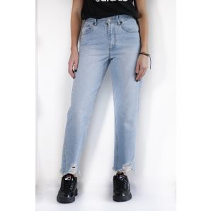 SALT & PEPPER barbara light cropped jeans