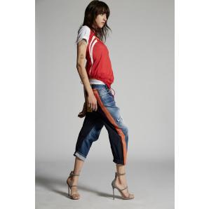 DSQUARED2 Light 2 Wash Kawaii Jeans S75LB0506