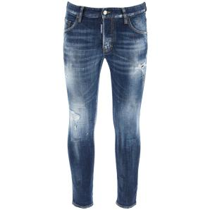 DSQUARED2 Medium 4 Wash Skater Jeans S74LB0872