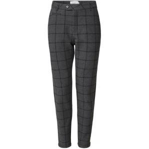 LES DEUX Como Wool Check Pants LDM501015-3601