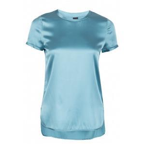 PINKO short-sleeve silk top 1G149M