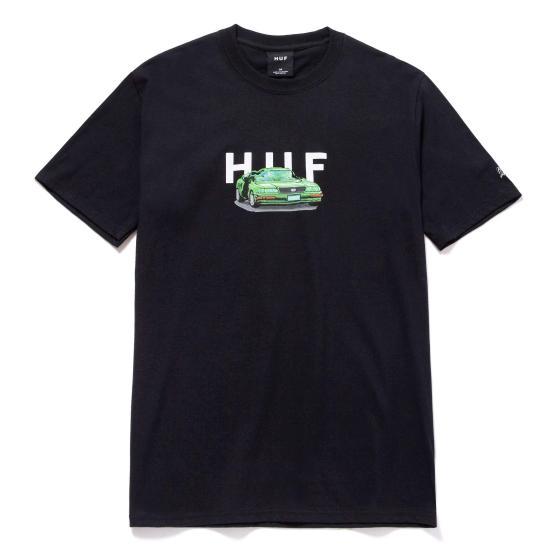 HUF BONUS STAGE T-SHIRT TS01559-0