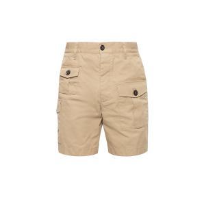 DSQUARED2 cotton shorts S74MU0593