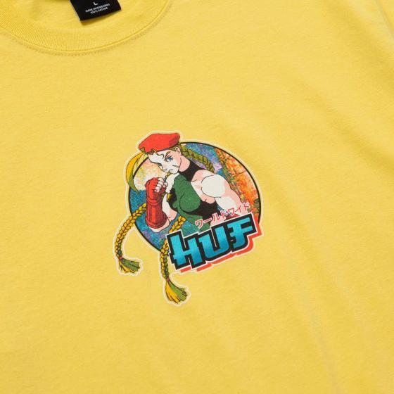 HUF CAMMY T-SHIRT TS01557-1