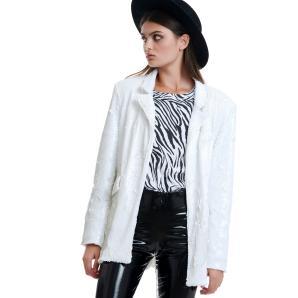 Libelloula snow sequin blazer  220-2-07-0002