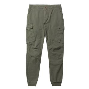 THE PROJECT GARMENTS Cargo Cotton Pants Khaki PGOS1APA5001CO