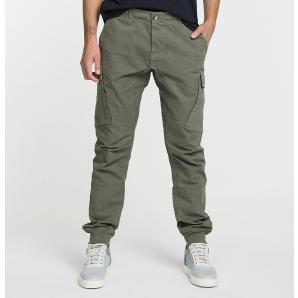 Cargo Cotton Pants Khaki The Project Garments