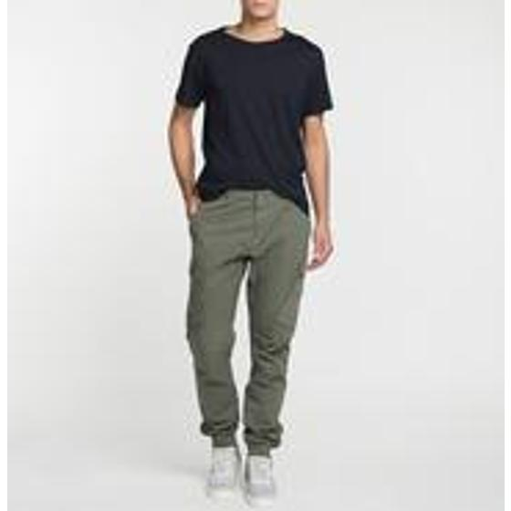 The project garments cargo cotton pants khaki PGOS1APA5001CO-4