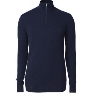 Les deux cashmerino zipper knit LDM301021-4646