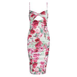 FOR LOVE & LEMONS Midi Floral Dress