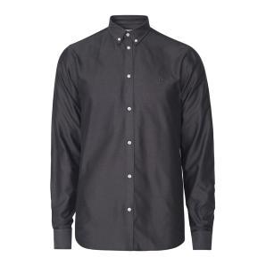 LES DEUX christoph oxford shirt LDM410021
