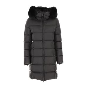 COLMAR ORIGINALS down jacket with fur 2221F
