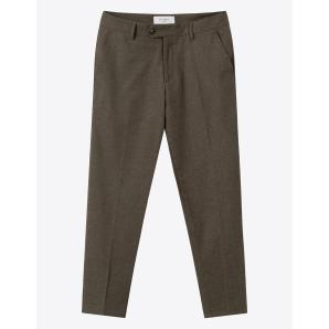 LES DEUX Como Reg Wool Pants