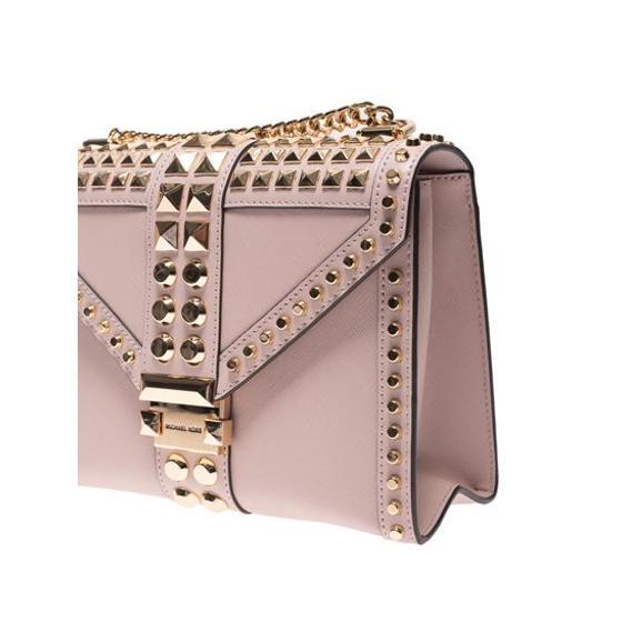 Michael kors whitney large shoulder bag in pink 30F9GWHL3L-2
