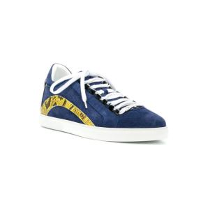 DSQUARED2 denim low-top sneakers SNM0006