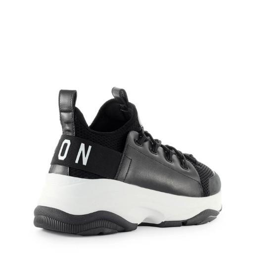 Dsquared2 bumpy icon black sneaker SNM0078-2