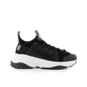 Dsquared2 bumpy icon black sneaker SNM0078