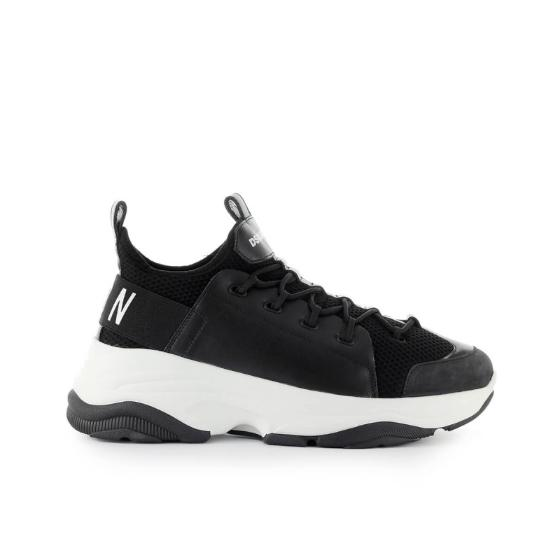 Dsquared2 bumpy icon black sneaker SNM0078-0