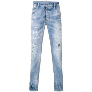 DSQUARED2 Denim Skater Jean S71LB0626